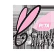 icono Certificados por PETA como libres de crueldad